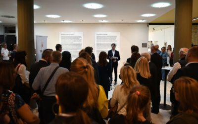 "Address by President Pendarovski at the opening of the exhibition ""Am I That Name or That Image?"" at the Museum of Contemporary Art"