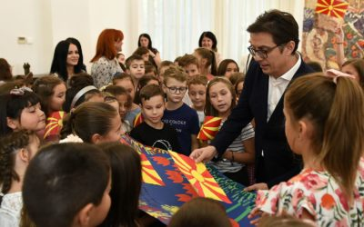 Open day in the Cabinet of the President of the Republic of North Macedonia