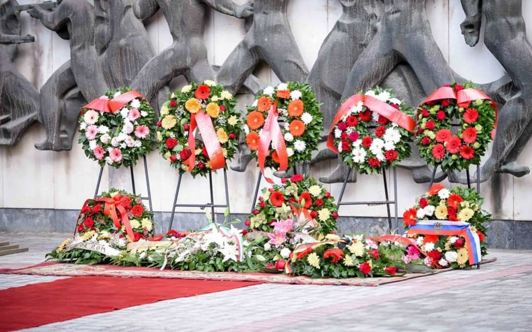 Активности на Кабинетот на Претседателот по повод 11 Октомври – Денот на народното востание