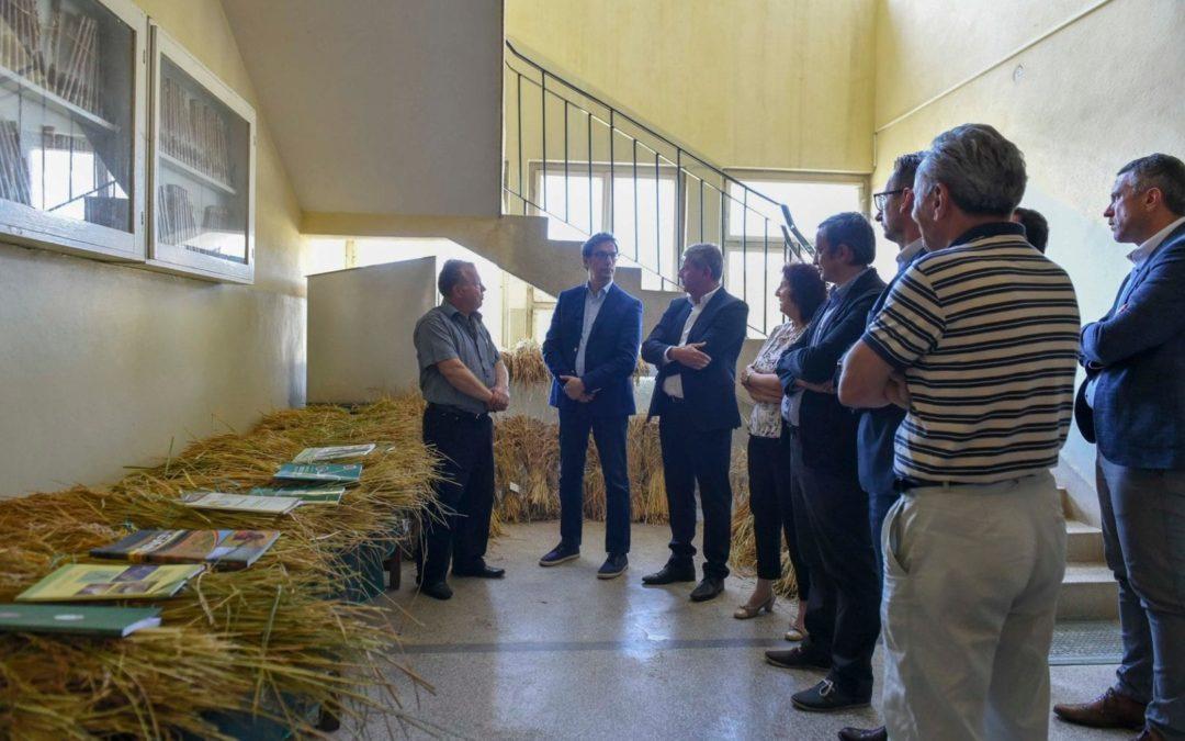 President Pendarovski visits the municipality of Kocani