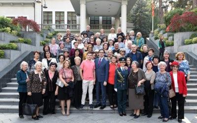 Посета на граѓани во рамки на проектот Отворен Кабинет