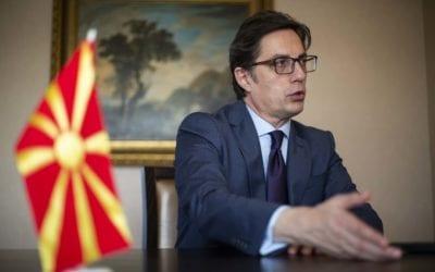 Intervista e Presidentit Pendarovski për gazetën austriake Die Presse