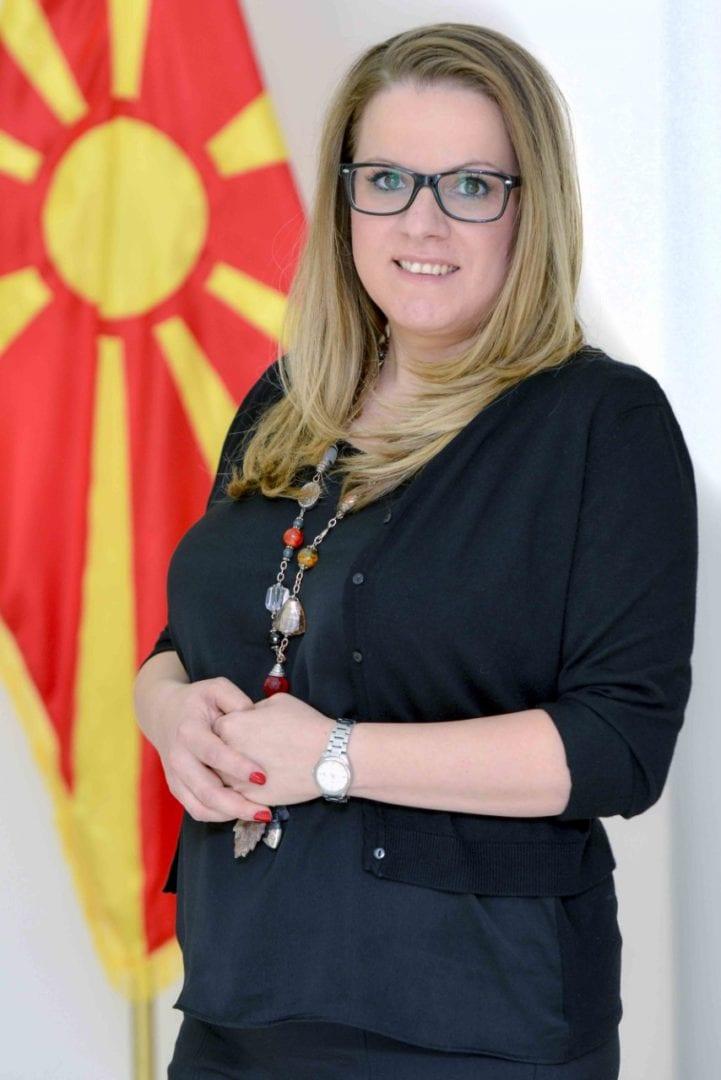 Кристина Ангелеска