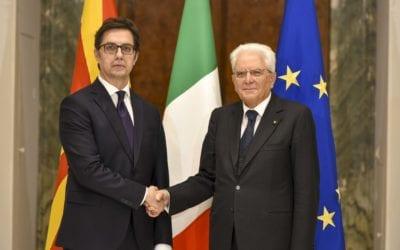 Пендаровски-Матарела: Европска интеграција за регионална стабилност и просперитет