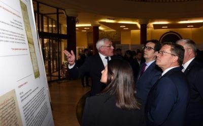 """Претседателот Пендаровски присуствуваше на отворањето на изложбата """"100 раритети на руската државност"""""""