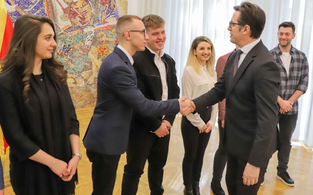 Посета на студенти од Правниот факултет на Универзитет во Тетово во рамки на активноста Отворен Кабинет