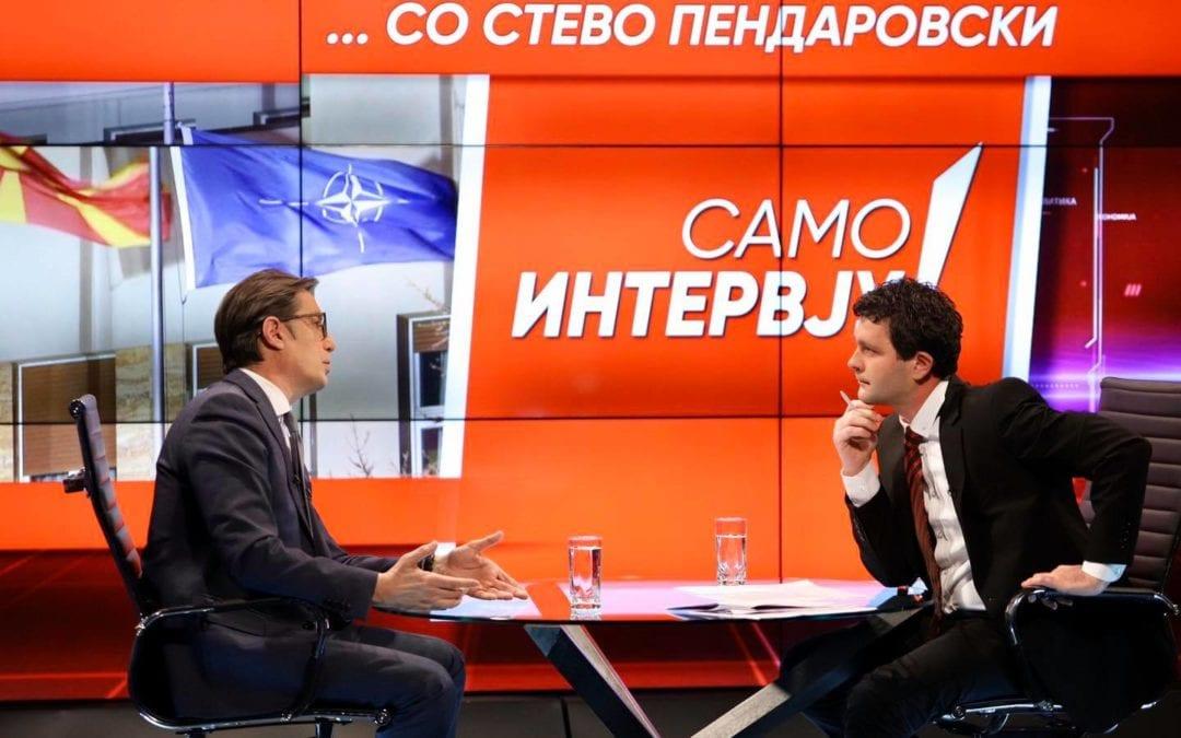 """Интервју за емисијата """"Само интервју"""" на Канал 5 телевизија"""