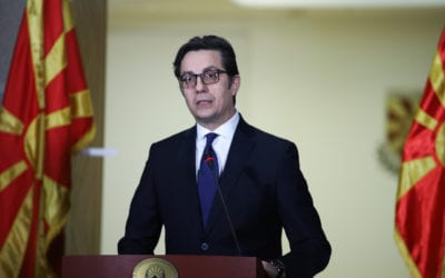 Decree for State of Emergency – Addressing remarks by President Pendarovski
