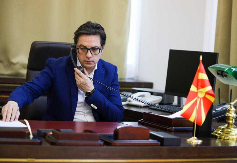 Pendarovski-Meta: Regional cooperation is needed in dealing with the COVID-19 crisis