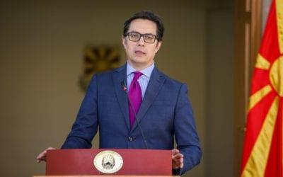 Претседателот Пендаровски:  Потребно е повторно прогласување на вонредна состојба