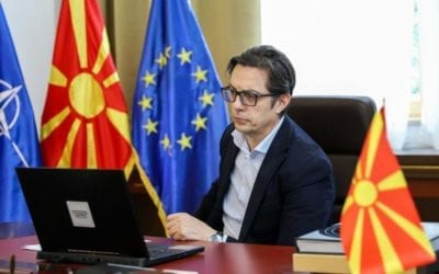 President Pendarovski to the Director of the Institute in Kozle: Huge gratitude on behalf of all citizens for helping our loved and the youngest ones