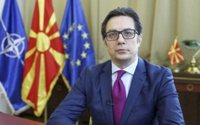 Urimi i Presidentit Stevo Pendarovski me rastin e 23 Majit, Ditës Nacionale të Vllehve
