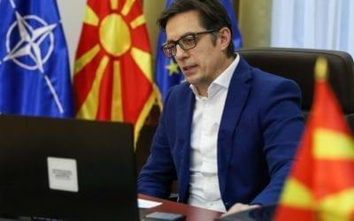 Претседателот Пендаровски: Со синергија меѓу државните институции, приватниот и граѓанскиот сектор да обезбедиме услови за остварување на младите иноватори