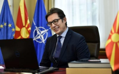 """Address by President Pendarovski at the Online International Conference on European Integration: """"Climate Change – Challenges and Building Resistance"""""""