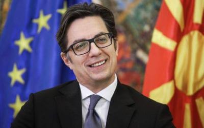 Message by President Stevo Pendarovski on May 17 – International Day against Homophobia, Transphobia and Biphobia