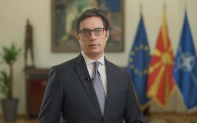 President Pendarovski's congratulation message on the occasion of the Muslim holiday Eid al-Adha