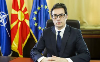 Congratulation message by President Pendarovski on the occasion of August 2nd – Ilinden