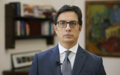Message by President Pendarovski on European Holocaust Memorial Day for Sinti and Roma