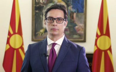 Address by President Pendarovski on the occasion of September 8th, the Independence Day of the Republic of North Macedonia