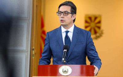 Претседателот Пендаровски по седницата на Советот за безбедност: Состојбата во земјата и регионот е стабилна