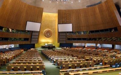 Учество на претседателот Пендаровски на 75. сесија на Генералното Собрание на Обединетите Нации