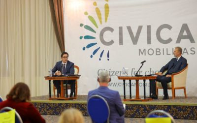 President Pendarovski at the National Forum of Civil Society Organizations: The NGO sector should closely monitor and criticize the work of politicians
