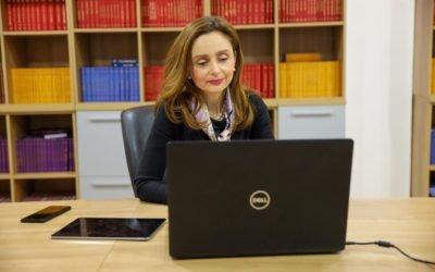 Обраќање на сопругата на претседателот, Елизабета Ѓоргиевска на презентацијата на извештајот за ревизија на перинатална смртност