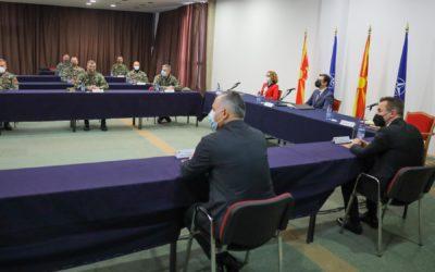 Informim mbi gatishmërinë luftarake të Armatës në vitin 2020