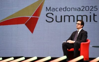 "President Pendarovski at ""Macedonia 2025"": Most profitable investment is investment in education"