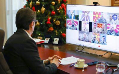 Bisedë me përfaqësuesit e Armatës të vendosur në misionet ndërkombëtare paqeruajtëse