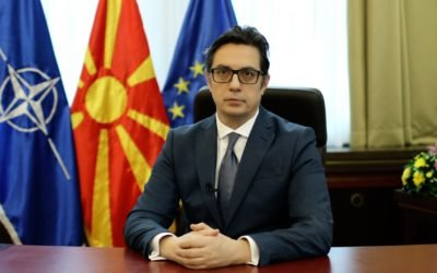 Congratulation note by President Pendarovski on the occasion of April 8 – International Roma Day