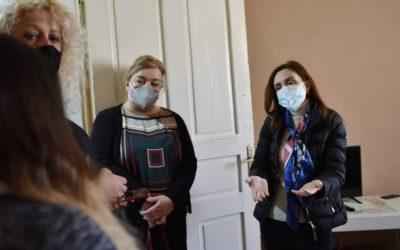 Сопругата на претседателот, Ѓоргиевска: Сите заедно треба да работиме во подигање на свеста за борба против семејното и родово базирано насилство