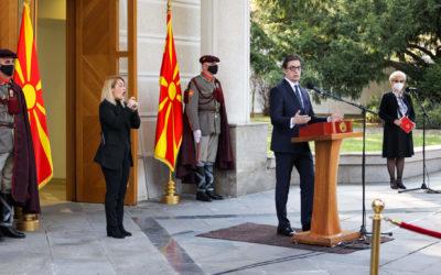 Изјава на претседателот Пендаровски по 12-та седница на Советот за безбедност