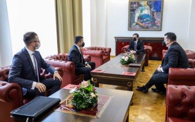 Претседателот Пендаровски: Го поздравувам усвоениот план и очекувам мерките да дадат резултат во борбата против корупцијата