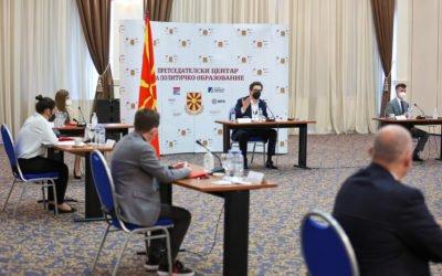 Simulimi i mbledhjessë Këshillit të Sigurimit në organizim nga Qendra Presidenciale për Edukim Politik