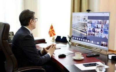 Учество на претседателот Пендаровски на форумот за Југоисточна Европа во организација на Маршал центар