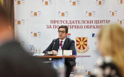 Претседателот Пендаровски: Заштитата на критичната инфраструктура е предуслов за функционална држава со одржлива развојна економија