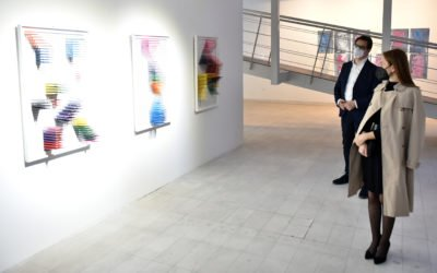 Visit to two exhibitions at the Museum of Contemporary Art
