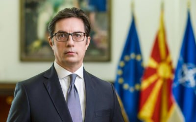 Urimi i Presidentit Pendarovski me rastin e festës myslimane Kurban Bajram