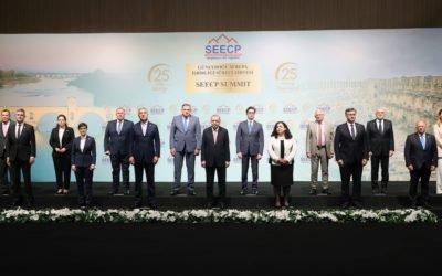 Претседателот Пендаровски се обрати на самитот на Процесот за соработка во Југоисточна Европа