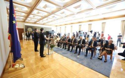 Изјава на претседателот Пендаровски за време на официјалната посета на Република Хрватска
