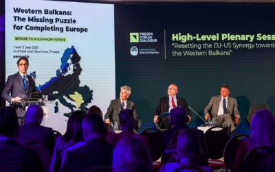 Presidenti Pendarovski në Forumin e Prespës: Është koha për resetim dhe përparim të shteteve të Ballkanit Perëndimor