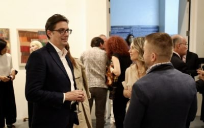 Претседателот Пендаровски се сретна со неформалната група македонски професионалци што живеат во САД