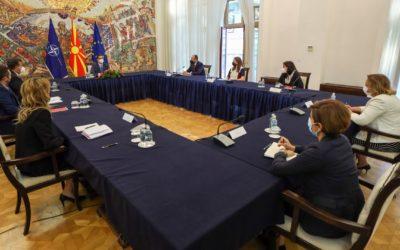 Усогласен единствен пристап кон изготвување на документ за долгорочна развојна стратегија на Република Северна Македонија