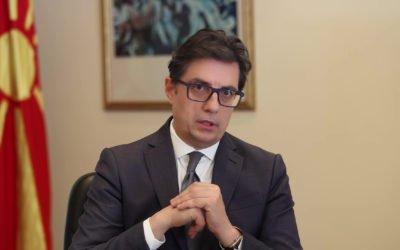 Интервју на претседателот Пендаровски за МИА