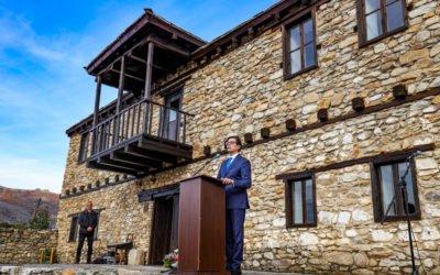 Претседателот Пендаровски се обрати на завршниот настан на 6. Отворени денови на Институтот за македонски јазик