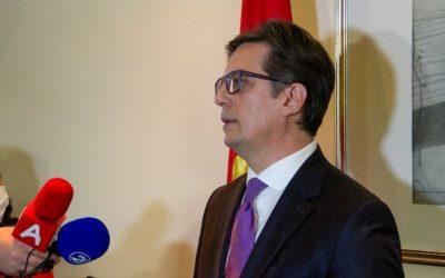 Изјава на претседателот Пендаровски за време на официјалната посета на Хеленската Република